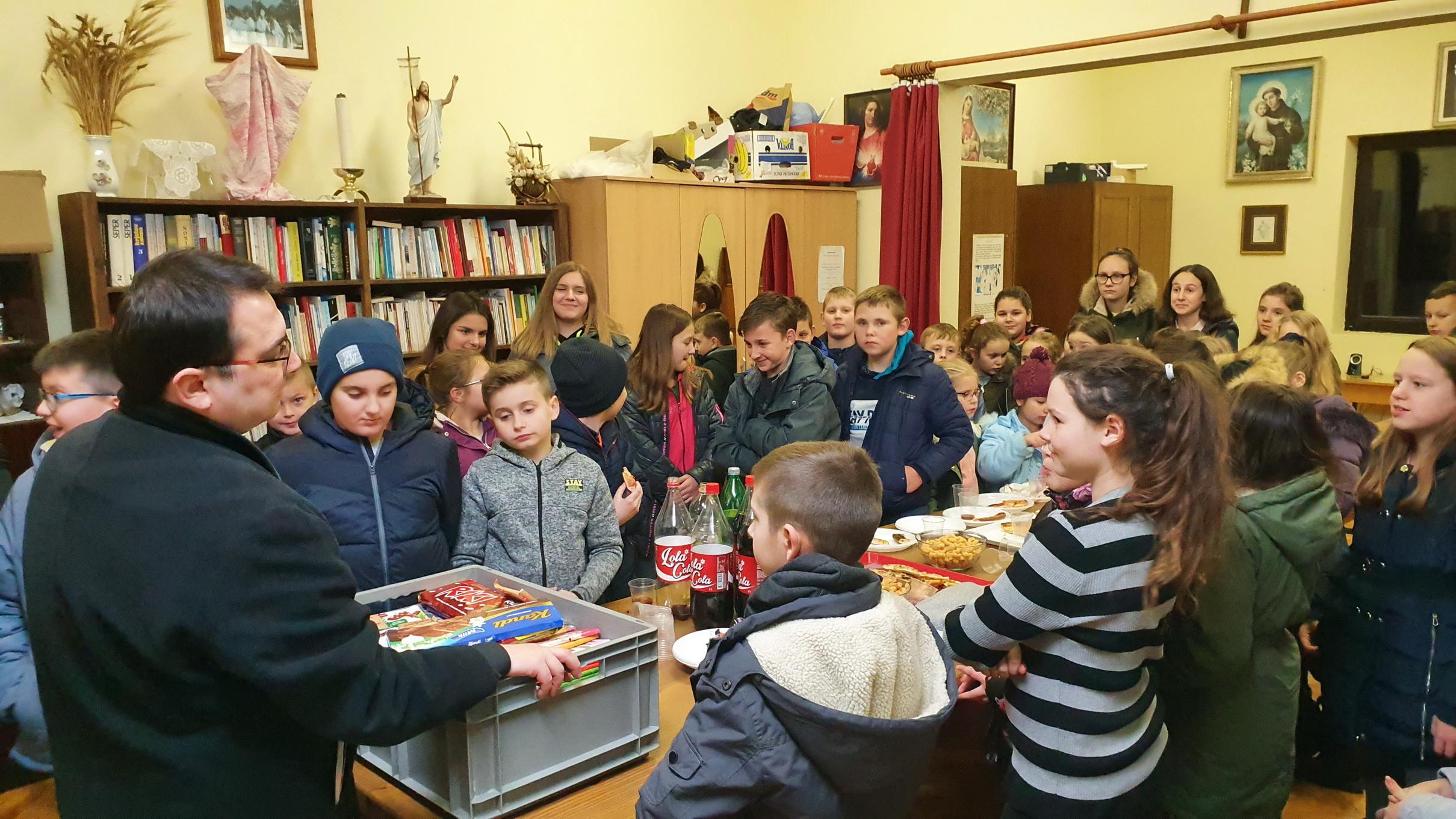 Ministranti naše župe - ministrantski susret (slika 3) - 16.1.2020.